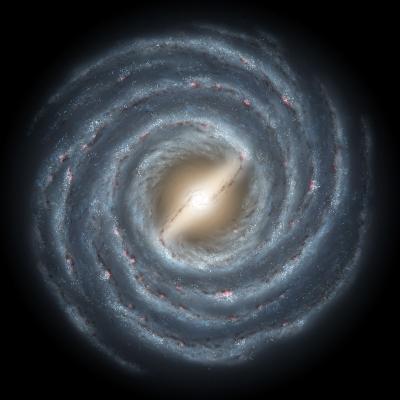 O calatorie prin Calea Lactee