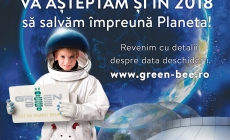 Aventura Green Bee continua si in 2018!