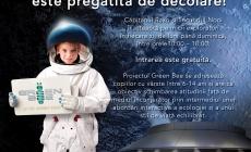 ATENTIE: Nava spatiala Green Bee decoleaza!