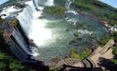 Spectaculoasele Cascade Iguazu