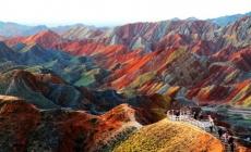 Muntii Curcubeu - cei mai frumosi munti