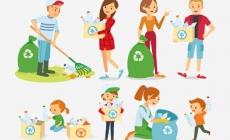Invatam sa reciclam de mici!