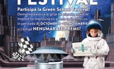 Green School Festival, singurul festival eco dedicat copiilor